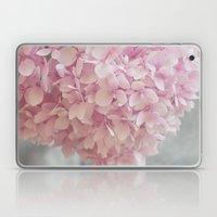 Delicate, Pastel Pink Hy… Laptop & iPad Skin