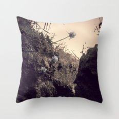 ...As they fall Throw Pillow