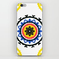 Bold And Bright Beauty O… iPhone & iPod Skin