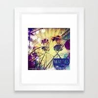 Childhood Memory Framed Art Print