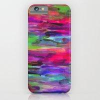 Neon Wash #2 iPhone 6 Slim Case