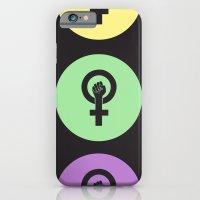 Feminist Power Fist, Tri… iPhone 6 Slim Case