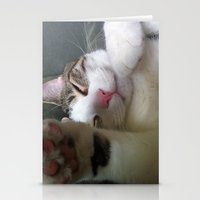 Best Cat That Ever Lived Stationery Cards