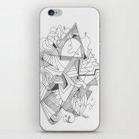Art of Geometry 2 iPhone & iPod Skin