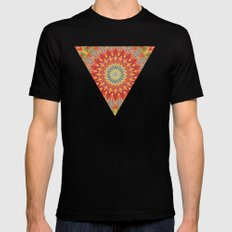 Mind Bending Trip SMALL Mens Fitted Tee Black