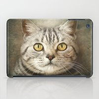 Tabby Cat iPad Case