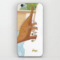 Book Dinossaur iPhone & iPod Skin