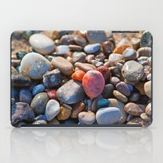 Beach Rocks iPad Case