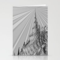 The Third Tower Stationery Cards