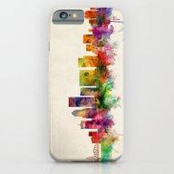 Portland Oregon Skyline iPhone 6 Slim Case