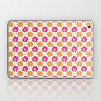 Friendship Flowers Laptop & iPad Skin