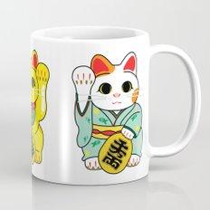 Lucky Cat / Maneki Neko Mug