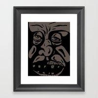 Intelligence Framed Art Print
