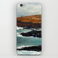 Lighthouse In Newfoundla… iPhone & iPod Skin