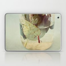 leaves underwater Laptop & iPad Skin