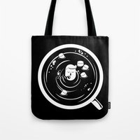 Hot Chocolate Time! Tote Bag