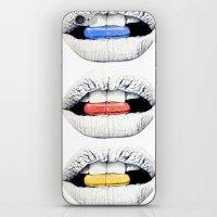 Medicate. iPhone & iPod Skin