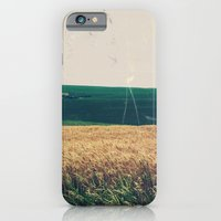iPhone & iPod Case featuring Summer Fields 3 by Ioana Stef