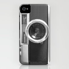 Camera iPhone (4, 4s) Slim Case