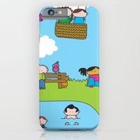 iPhone & iPod Case featuring Summer by oekie