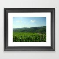 Toscana 649 Framed Art Print