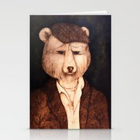 Mr. B The Bear Stationery Cards