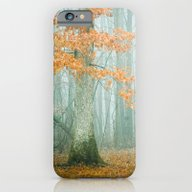 iPhone & iPod Case featuring Autumn Woods by Olivia Joy StClaire