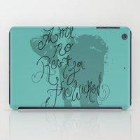 Wicked iPad Case