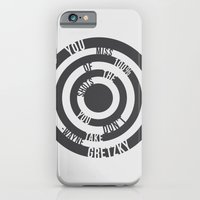 iPhone & iPod Case featuring 100% by Megan Matsuoka