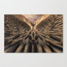 Clam World no2 Canvas Print
