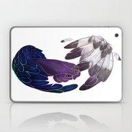 Laptop & iPad Skin featuring Laugh by Rhea Ewing