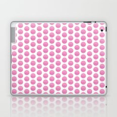 Pink spots  Laptop & iPad Skin