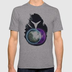 Metroid Prime 2: Echoes Mens Fitted Tee Athletic Grey SMALL