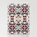 Retro Light Tribal Stationery Cards