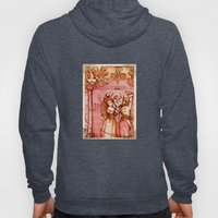 Much Ado About Nothing - Masquerade - Shakespeare Folio Illustration Hoody