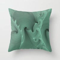 Universal Fabric Throw Pillow