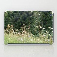 Wildflowers 1 iPad Case