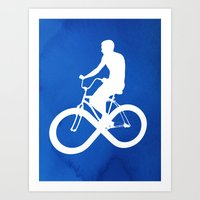 Endless Cycle Art Print