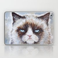 Tard The Cat Laptop & iPad Skin