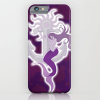 iPhone & iPod Case featuring Mermaid Dreams by Maggie Davidson