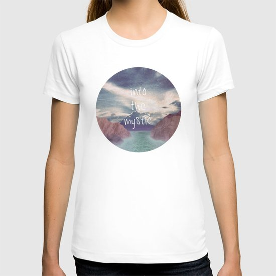 Into the Mystic (ANALOG zine) T-shirt