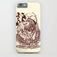 KILL THE KONG iPhone 6 Slim Case