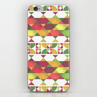 Apples Pattern iPhone & iPod Skin