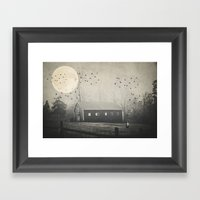Dream A Little Dream....… Framed Art Print