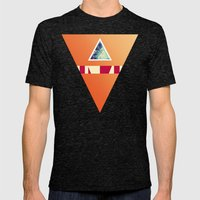 Ocean, Frank. Mens Fitted Tee Tri-Black SMALL