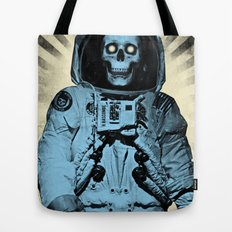 Punk Space Kook Tote Bag