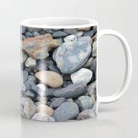 Rocks Pebbles Stones :: Alaskan Sand Mug