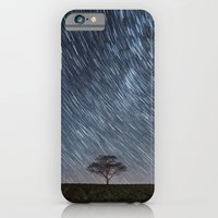 Trailing Stars Above iPhone 6 Slim Case