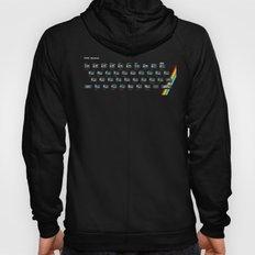 Pixel Spectrum Hoody