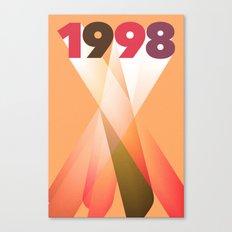 1998 Canvas Print